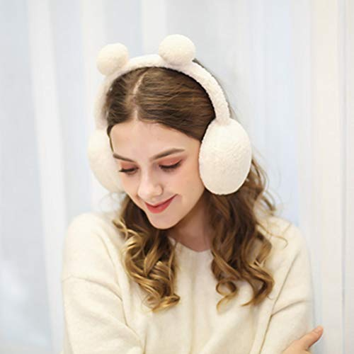 OUPAI Ear Warmers Outdoor Earmuffs/Fashion Earmuffs for Women/Cat Ear Muffs/Earmuffs for Kids Winter/Comfortable and Warm is The Best