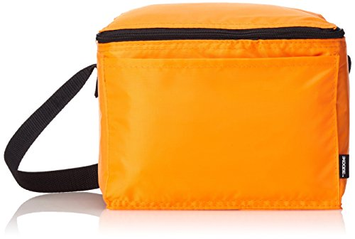 eBuy GB Borsa Termica isolata–per Scuola e Lavoro –Piccola, Arancione
