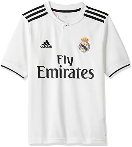 adidas 18/19 Real Madrid Home Camiseta niño