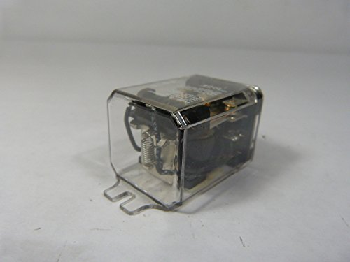 TE CONNECTIVITY/POTTER & BRUMFIELD KUP-14A55-24 Power Relay, 3PDT, 24VAC, 10A, Bracket