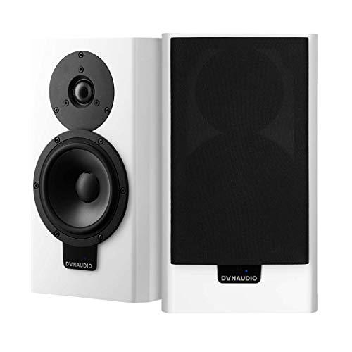 Dynaudio Xeo 20 Active Wireless HiFi-Lautsprecher - Weißer Satin
