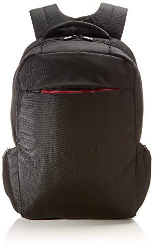 Acer Nitro Rucksack (geeignet für bis zu 17,3 Zoll Notebooks, separates Notebookfach, extra Sicherheitsfach, gepolsterter Rücken, seitliche Quick-Access-Reißverschlüsse) rot/schwarz