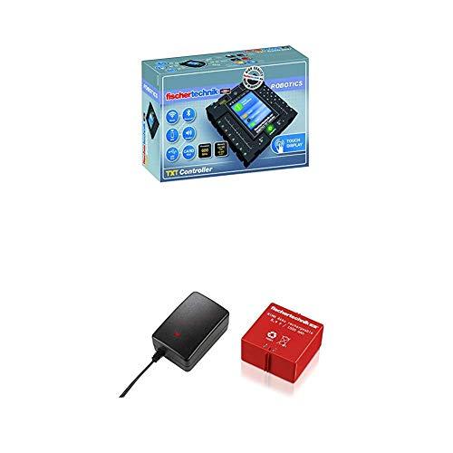 fischertechnik TXT Controller + Accu Set (erforderlich)