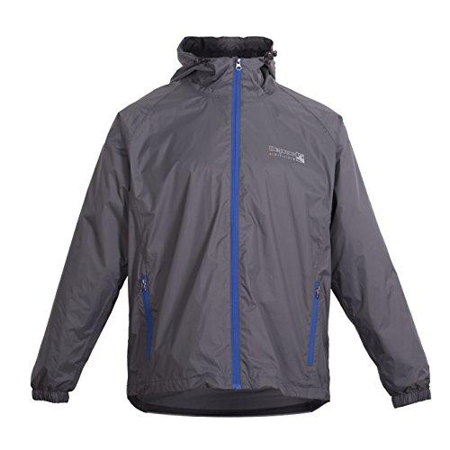 Waterproof Rain Deproc Active Veste Homme Noir Taille S