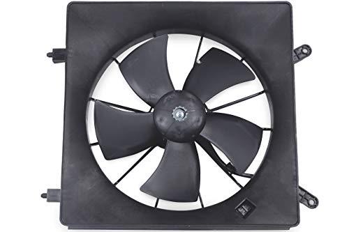BOXI 620-232 - Ventilador de refrigeración para radiador izquierdo y lado del conductor, repuesto para Honda CR-V 2002 2003 2004 2005...