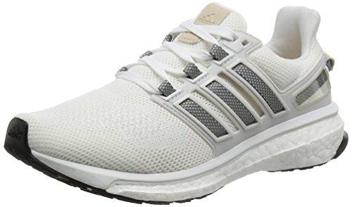 adidas Energy Boost 3, Zapatillas de Running para Mujer, Blanco (Ftwbla/Grpuch / Balcri), 38 EU