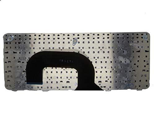 RTDpart - Teclado para portátil HP DM1-4000 Swiss SW V110346AK1 AENM9S00110 656707-BG1 659500-BG1 699028-BG1 sin Marco, Color Negro