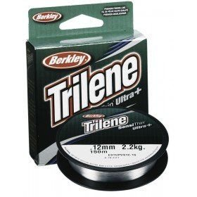 Berkley Trilene Sensithin Ultra + 0,28mm 12,7kg 300m Monofile Schnur