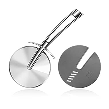 Cangshan N1 Series 1021615 Stainless Steel 18/10 Forged 4-Inch Dia. Pizza Cutter
