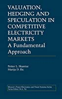 Valuation, Hedging and Speculation in Competitive Electricity Markets: A Fundamental Approach (Power Electronics and Power Systems)