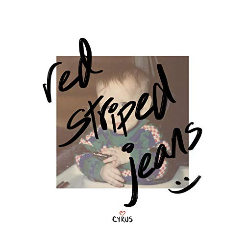 Red Striped Jeans [Explicit]