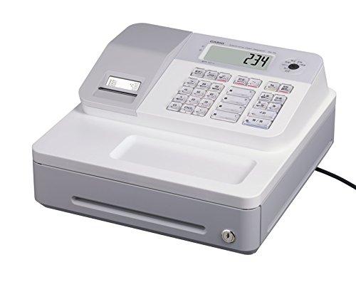 カシオ 電子レジスター SEG2 ホワイト SE-G2-WE