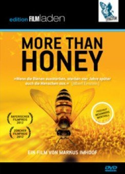 More Than Honey (2012) [ NON-USA FORMAT, PAL, Reg.0 Import - Germany ] by Fred Jaggi