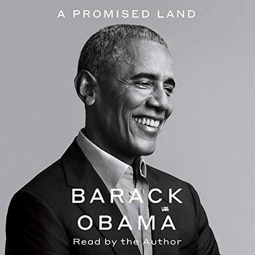 A Promised Land  By  cover art