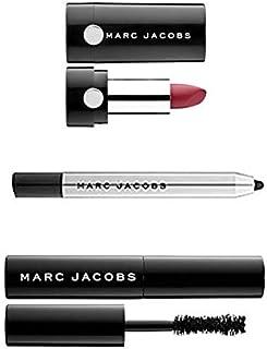 Marc Jacobs Beauty Lip & Eye Trio Mini Set [海外直送品] [並行輸入品]