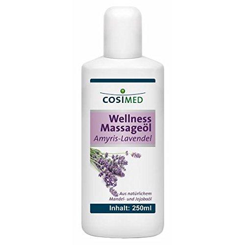 cosiMed Wellness Massageöl Amyris-Lavendel 250 ml