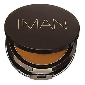 IMAN Second to None Cream To Powder Foundation .35 oz (10 g)