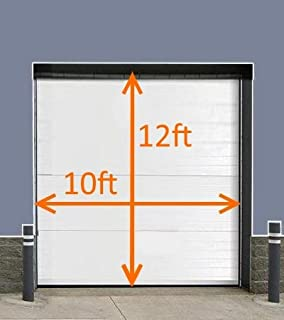 12 roll up door