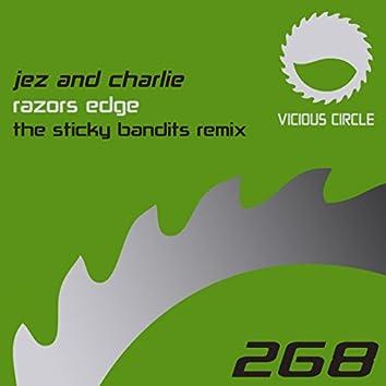 Razors Edge (The Sticky Bandits Remix)