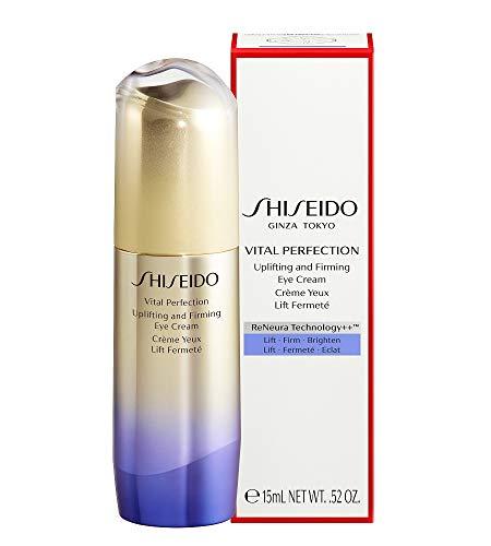 Shiseido Vital Perfection Uplifting and Firming Eye Cream Augencreme, 15 ml