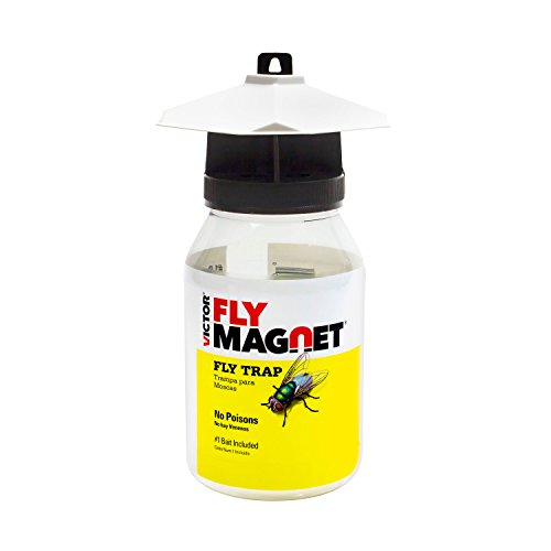 Victor M380 Fly Magnet Reusable Trap with Bait