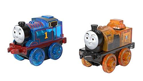 Thomas & Friends GBV93 Thomas and Friends Minis Light-Ups Assortment,...