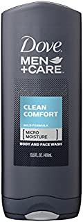 Dove Men+Care Body Wash Clean, Comfort, 400ml