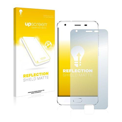 upscreen Entspiegelungs-Schutzfolie kompatibel mit Oukitel K4000 Plus – Anti-Reflex Bildschirmschutz-Folie Matt