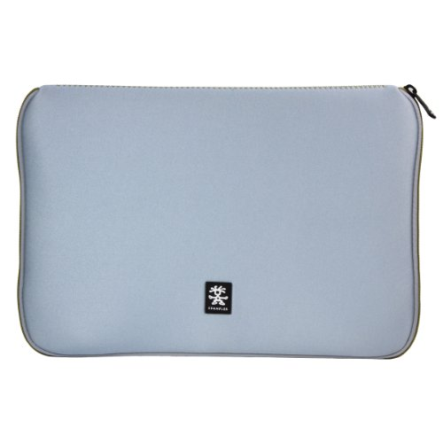 Crumpler The Gimp with Moses Effect - 11' AIR - Custodia Laptop - Argento / Silver - TG11AIR-024