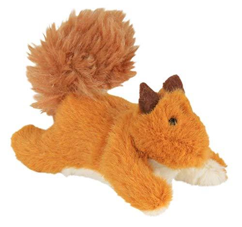 Trixie 45768 Eichhörnchen, Plüsch, 9 cm