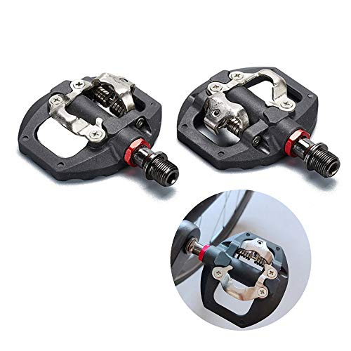 Mountain Bike Pedals Cycling Road Bicycle Self-Locking Pedals for Road MTB Clipless Pedals