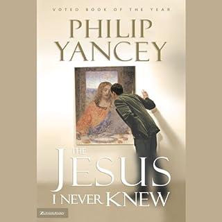 The Jesus I Never Knew cover art