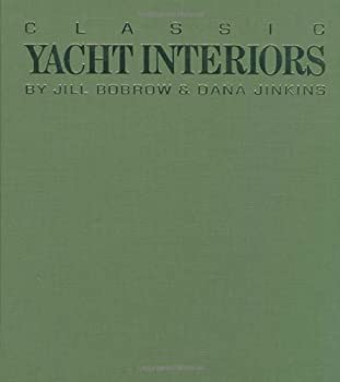 Hardcover Classic Yacht Interiors Book