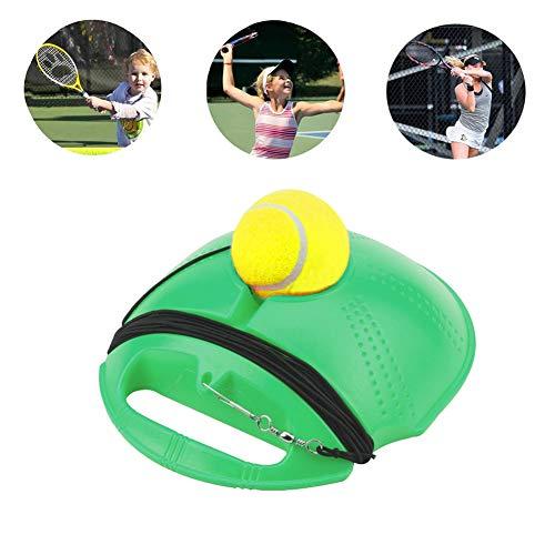 AITOCO Tennis Trainer Rebound Ball - Tennis Trainer Ausrüstung Trainer Basis - Selbststudium Trainingstraining Trainingsausrüstung für Kinder Spieler Anfänger
