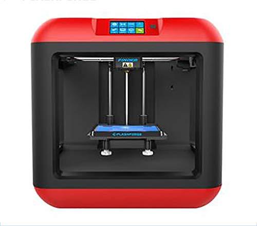 TX Imprimante 3D qualité Quasi-Industrielle de ménage de Haute précision Enfant étudiant Niveau débutant, Rouge