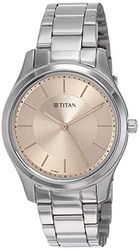 Titan Analog Pink Women's Watch 2596SM02