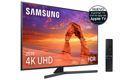 "Samsung 4K UHD 2019 50RU7405, serie RU7400 - Smart TV de 50"" con Resolución 4K"