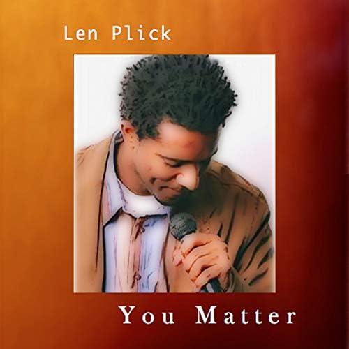 Len Plick feat. John Adorney