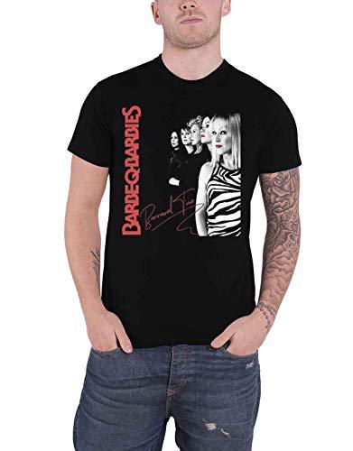 Barbe-Q-Barbies T Shirt Borrowed Time Band Logo Nuevo Oficial De Los Hombres Size M