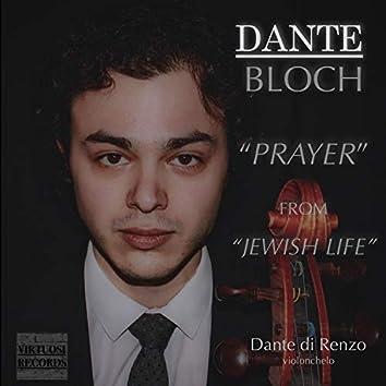 Bloch - Prayer from Jewish Life