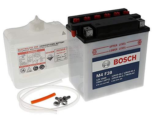 Preisvergleich Produktbild Akku Bosch yb10l-a2 12 Volt Suzuki GSX 400 FE Katana Typ GS40 X F Jahr der Konstruktion 19811983