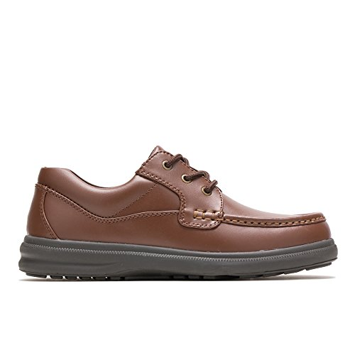 Hush Puppies hombres Gus Oxford,Tan