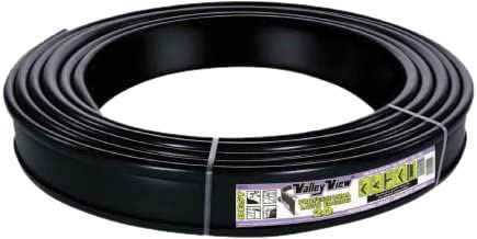 Valley View Industries PROC-20 Professional Coiled Lawn Edging with 1 C Connector