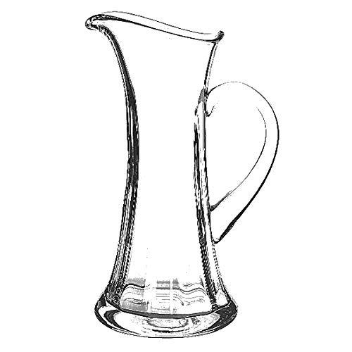 Lambert - Krug, Karaffe - Jugendstil - 1 Liter - Kristallglas - 29 cm