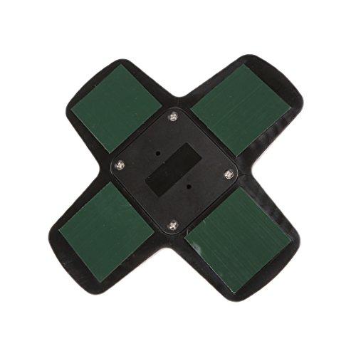 perfk Soporte De Tabla De Surf para Sony Action CAM HDR-AS20 / para Cámara Deportiva Gopro Hero