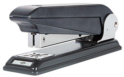 Wedo 106501 Hefter Universal 24/6 Tischhefter, schwarz