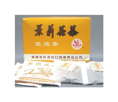 茉莉花茶(ジャスミン茶)ティーバック (2g×20包)JT001