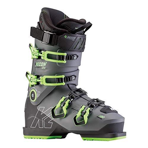 K2 - Chaussures De Ski Recon 120 Mv Gripwalk Homme Gris - Homme - Taille 42.5 - Gris