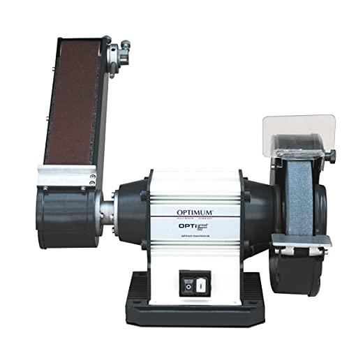 OPTIMUM 3101580 Modelo GU 25S Esmeriladora