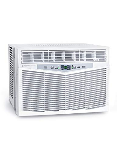 TaoTronics TT-AC001 Window Air Conditioner 10000 BTU Window AC Unit with Remote Control, 3 Fan Speed, Dehumidifier Mode, Sleep Mode, Timer, Digital...